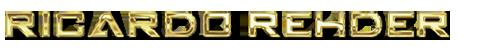 Ricardo Rehder logo
